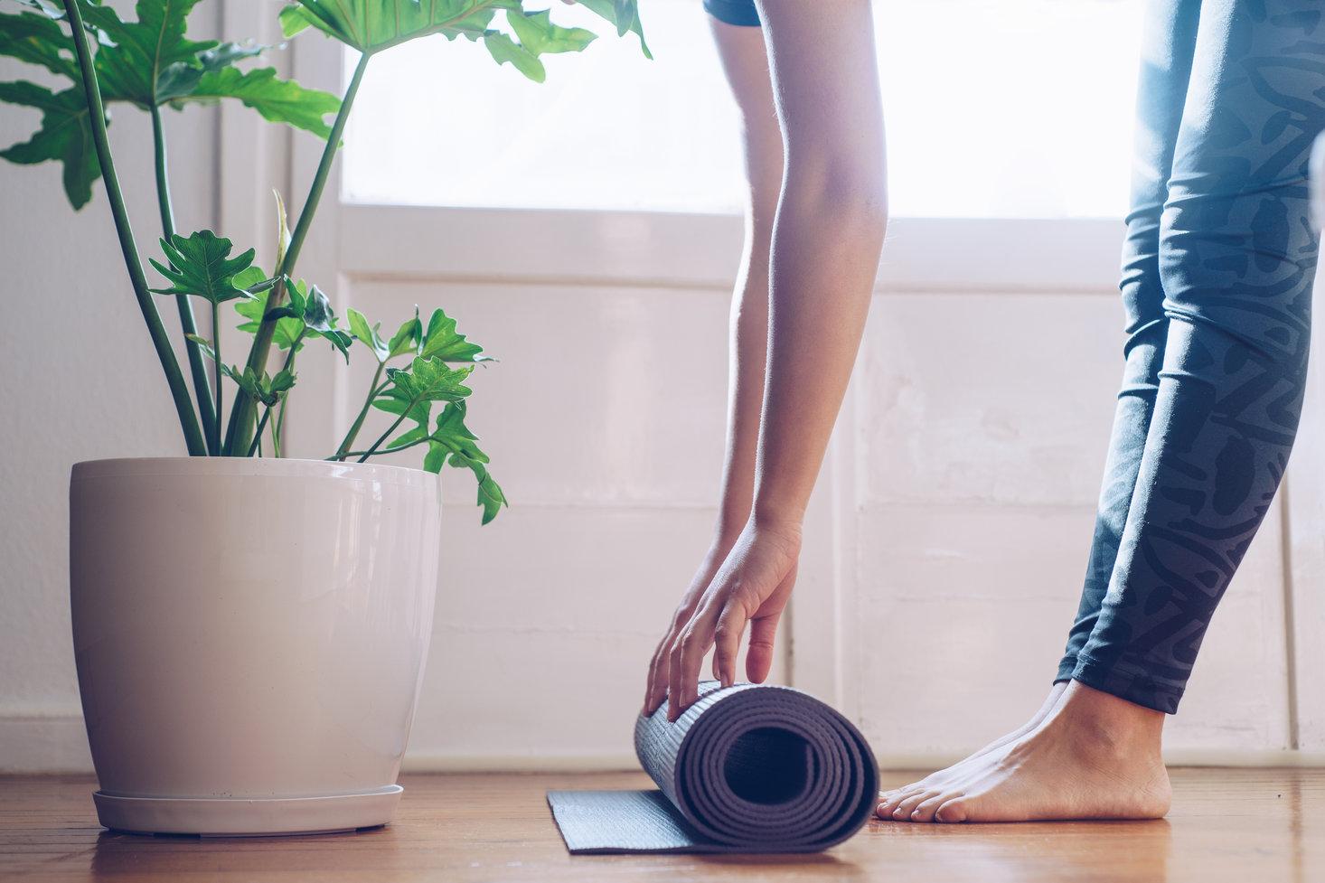 Tappetino yoga: quello giusto per te!